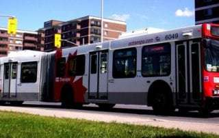 public transportation in Ottawa