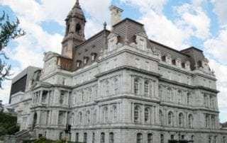 Montreal architecture restoration